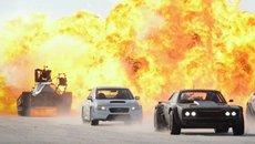 Hậu trường cảnh cháy nổ gay cấn nhất 'Fast and Furious 8'