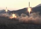 Triều Tiên phóng tên lửa giữa lúc căng thẳng