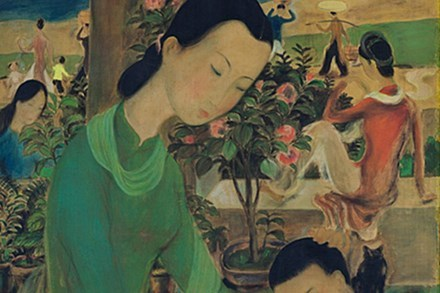 Vì sao tranh của họa sĩ Lê Phổ có giá hơn 1 triệu USD?
