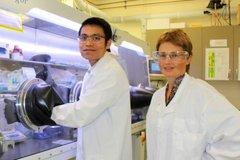 Nghiên cứu sinh người Việt có kết quả đột phá tìm kiếm năng lượng thay thế