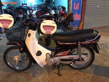 'Soi' Honda Dream II hiếm nhất Việt Nam tại Sài Gòn