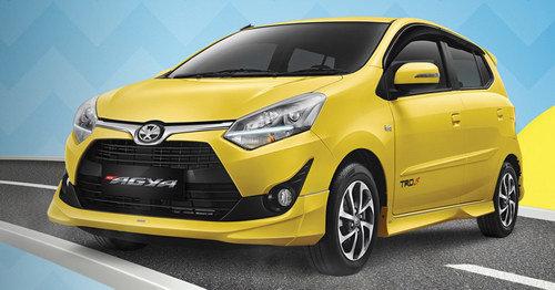 Toyota, ô tô giá rẻ, mua ô tô, xe rẻ,