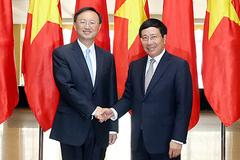 Việt - Trung bàn biện pháp thúc đẩy quan hệ song phương