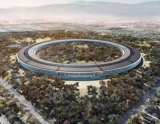 Trụ sở tỉ đô của Apple gây rắc rối vì dùng quá nhiều cây