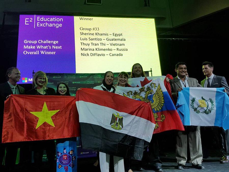 công nghệ giáo dục, công nghiệp 4.0, công dân toàn cầu, giáo viên, đổi mới giáo dục
