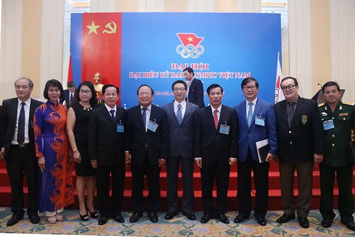 Bộ trưởng Nguyễn Ngọc Thiện, Uỷ ban Olympic Việt Nam, thể thao Việt Nam