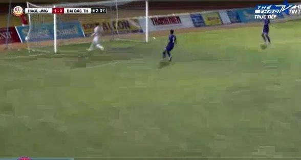 U19 HAGL 3-0 U19 Đài Loan phút 63