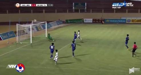 U19 HAGL 3-0 U19 Đài Loan phút 75