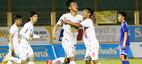 U19 HAGL trút mưa bàn thắng vào lưới U19 Đài Loan (TQ)