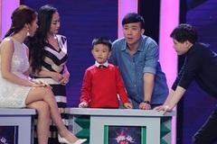 'Thánh nói' 4 tuổi đối đáp khiến Trấn Thành, Ốc Thanh Vân 'điêu đứng'