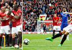 """Mourinho """"quái chiêu"""", MU vùng lên quật ngã Chelsea"""