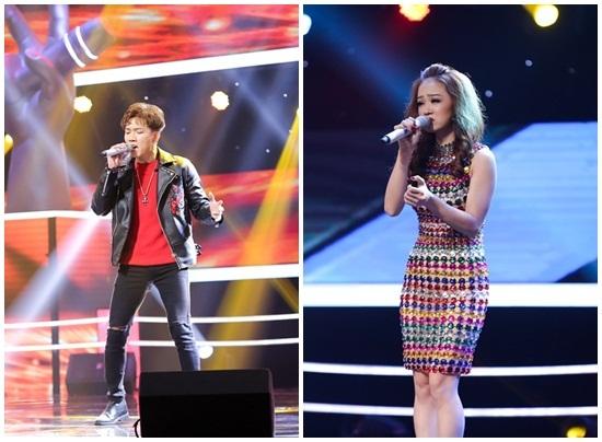 Giọng hát việt, The Voice, Noo Phước Thịnh, Thu Minh