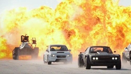Series Fast & Furious sắp kết thúc - ảnh 1