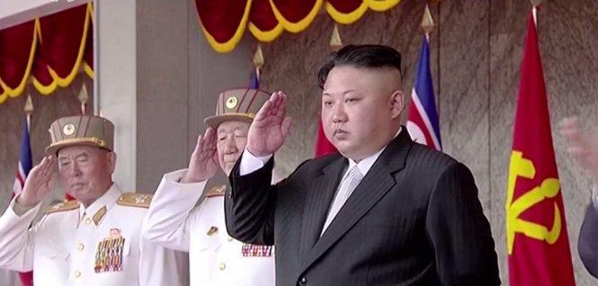 Triều Tiên, Kim Jong-un, Kim Nhật Thành, Vũ khí hạt nhân, Donald Trump, Tên lửa