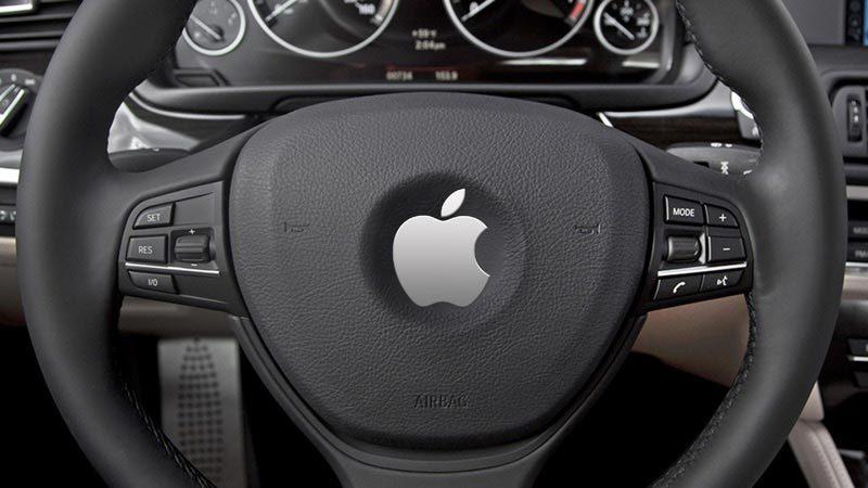 Apple, xe tự hành, xe không người lái, xe tự động