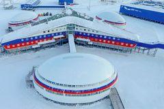 Bên trong căn cứ bí mật của Nga ở Bắc cực