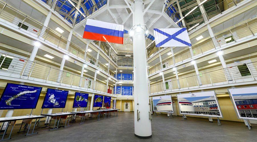 căn cứ quân sự, Bắc cực, Nga