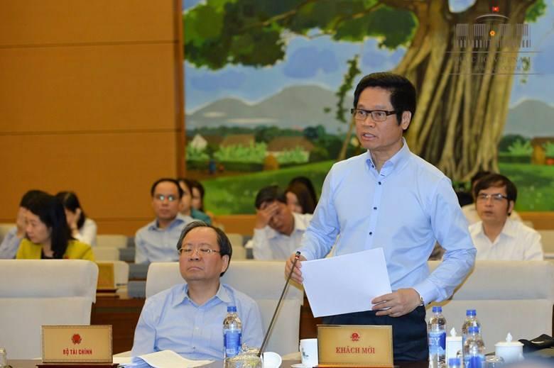 Bộ trưởng KH&ĐT, Nguyễn Chí Dũng, Chủ tịch VCCI, Vũ Tiến Lộc, Nguyễn Văn Thân, luật Hỗ trợ DNNVV