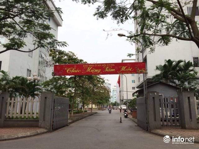 nhà ở xã hội, khu nhà ở xã hội Việt Hưng, giá thuê nhà ở xã hội
