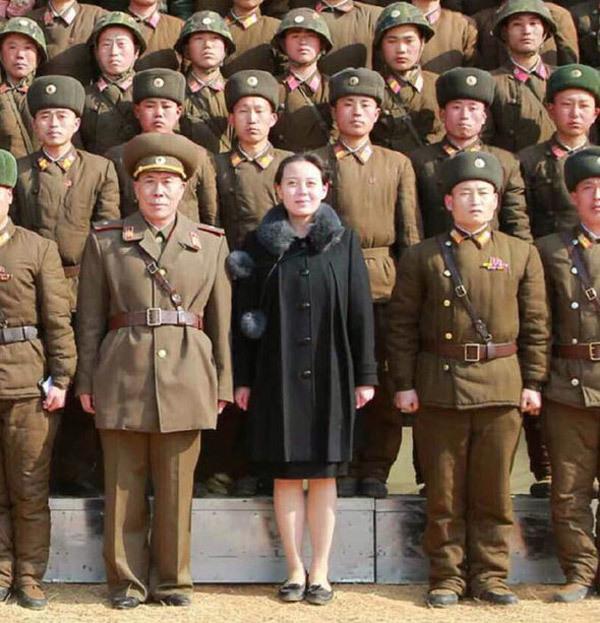 Triều Tiên, Kim Jong Un, Kim Yo Jong