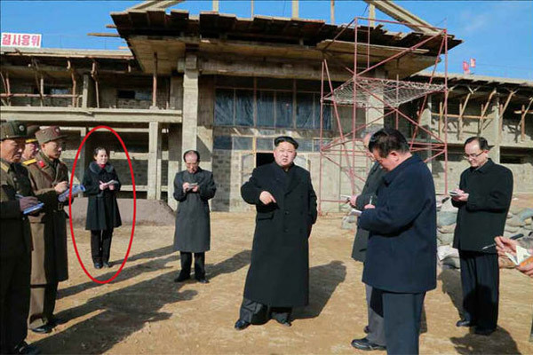 Lộ diện 'nữ nhạc trưởng' các đại lễ ở Triều Tiên
