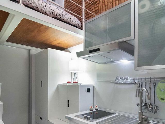 trang trí nội thất, nhà nhỏ, nội thất cho căn hộ nhỏ