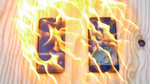 Chìm trong lửa, Galaxy S8 Plus hay iPhone 7 Plus sống sót?