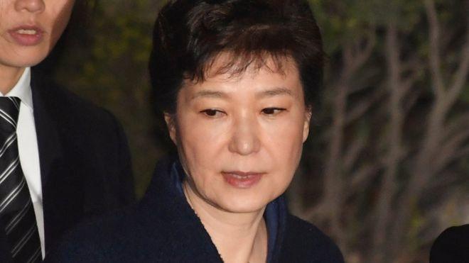 Cựu tổng thống Hàn Quốc chính thức bị buộc tội