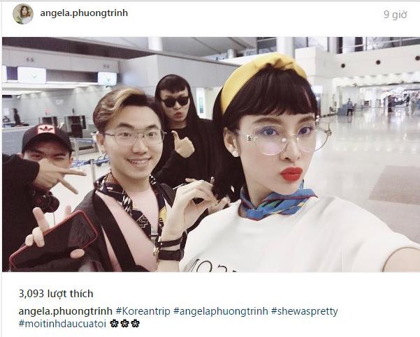 Hot girl Việt đồng loạt khoe hình vi vu nước ngoài - ảnh 4