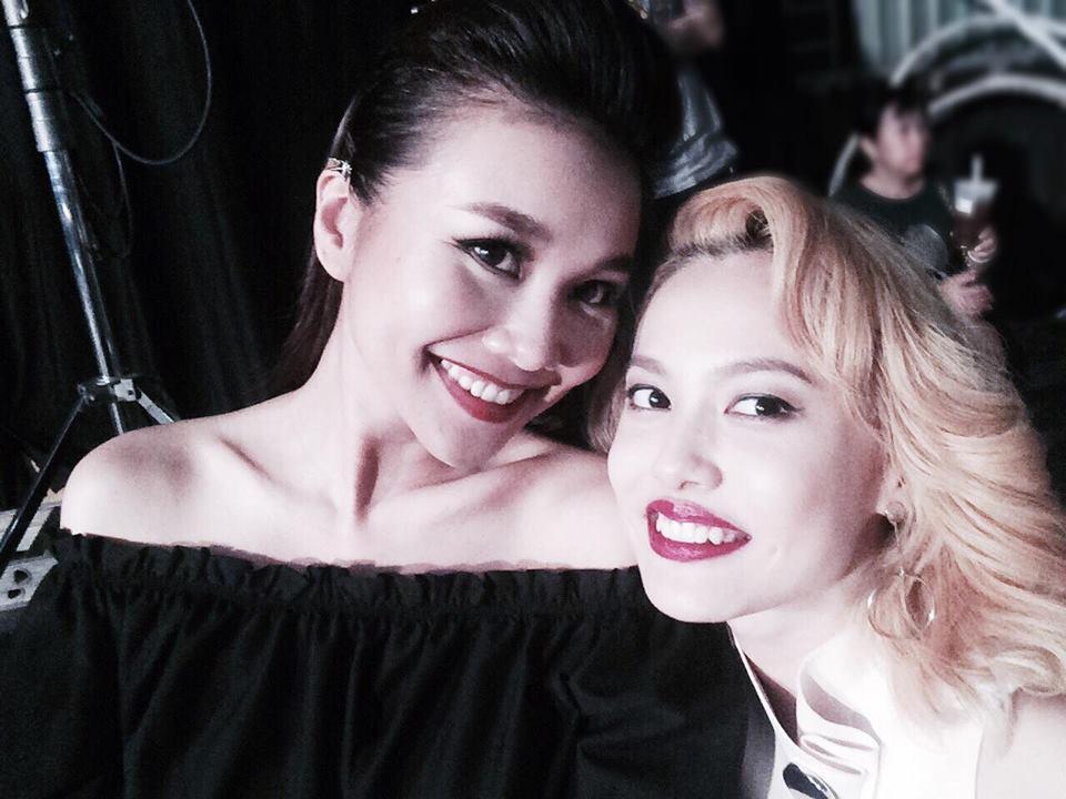 Hot girl Việt đồng loạt khoe hình vi vu nước ngoài - ảnh 11