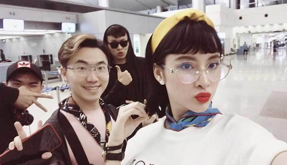 Hot girl Việt đồng loạt khoe hình vi vu nước ngoài