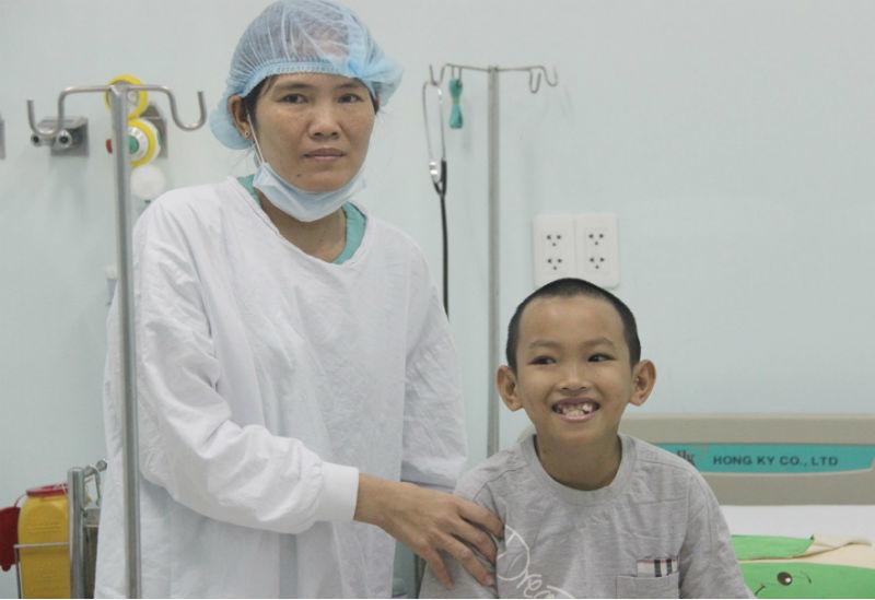 ghép gan,  teo đường mật dẫn, Bệnh viện Nhi Đồng 2, Trần Đông A