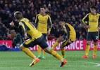 Video bàn thắng Middlesbrough 1-2 Arsenal