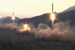 Triều Tiên dọa sẽ thử tên lửa hàng tuần