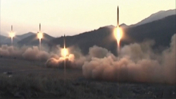 Triều Tiên, tình hình Triều Tiên, căng thẳng Triều Tiên, Donald Trump, Mike Pence