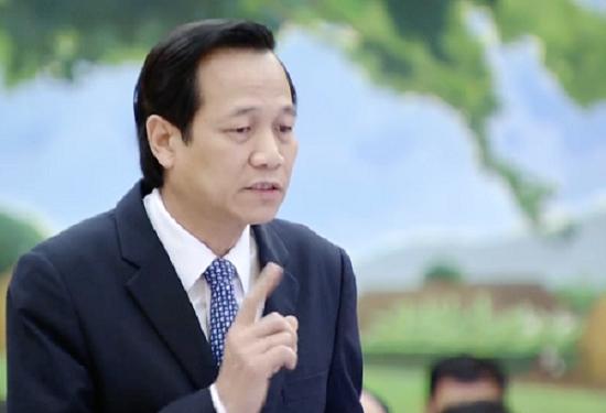 Bộ trưởng, Đào Ngọc Dung, chất vấn, Bộ LĐ-TB-XH, trốn trại, cai nghiện