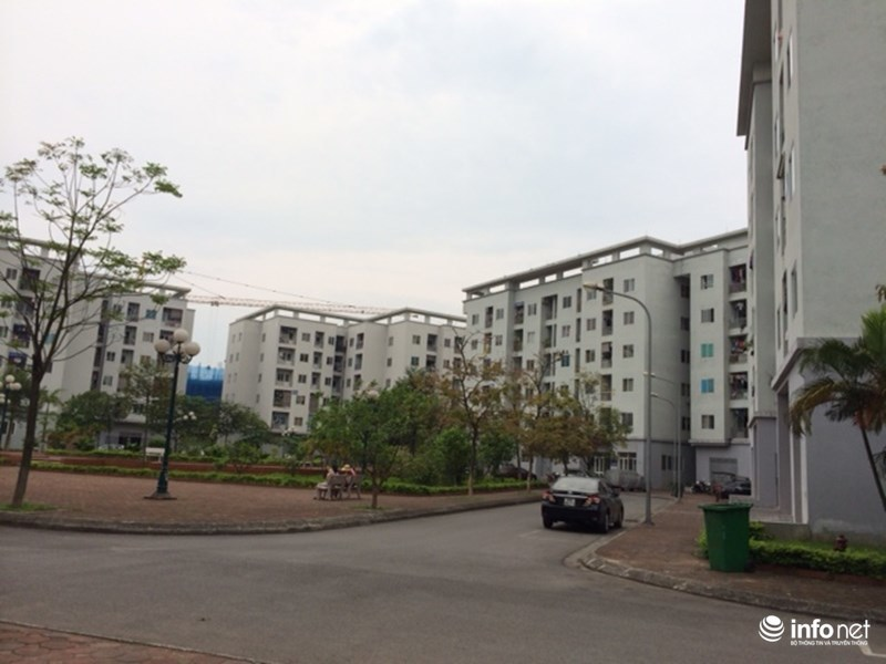 Nhà ở xã hội cho thuê của Hà Nội: Thu tiền tăng, nhà xuống cấp 'mặc bay'