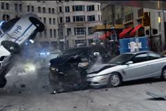 'Fast 8' lộ cảnh 'tra tấn' siêu xe hút triệu lượt xem