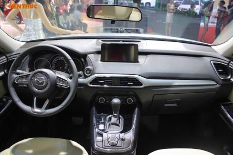 Xe Mazda CX-9 tiền tỷ 'ế chỏng chơ' tại Việt Nam