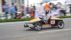 Sinh viên Việt Nam chế xe máy đi 1.350km/lít xăng