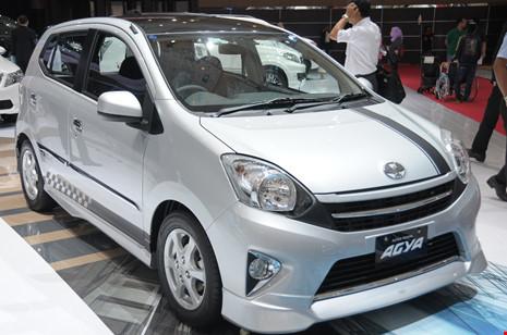 ô tô giá rẻ, ô tô Indonesia, ô tô nhập khẩu, thuế ô tô, mua ô tô