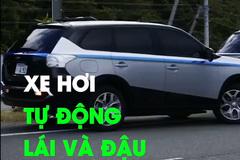 Xe hơi thông minh tự động lái của Mitsubishi