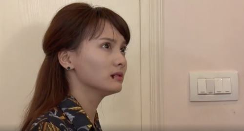 Bảo Thanh tiết lộ sự thật đằng sau cảnh bị tát bật máu