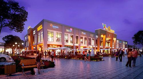 LDG ra mắt khu tầng lầu Viva Square với ưu đãi hấp dẫn