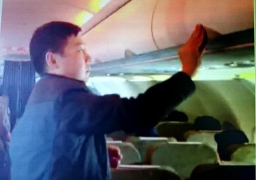 ăn trộm trên máy bay, khách Trung Quốc ăn trộm trên máy bay, Vietnam Airlines,