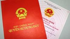 Hà Nội áp dụng nhiều quy định mới trong cấp sổ đỏ