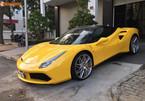 Cường Đô La tậu 'siêu ngựa' Ferrari 15 tỷ màu vàng?