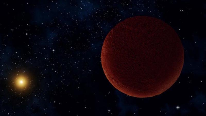 Vật thể khổng lồ bí ẩn nằm ngay rìa Hệ Mặt trời vừa được phát hiện