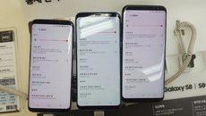 Galaxy S8 bị tố mắc lỗi đỏ màn hình