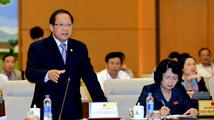 Facebook, mạng xã hội, thông tin bôi nhọ lãnh đạo, Bộ trưởng Thông tin truyền thông, Trương Minh Tuấn